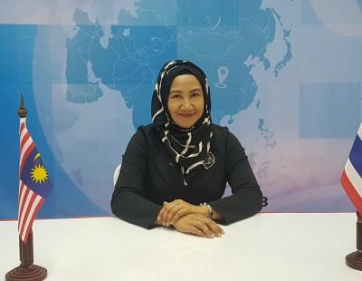 Invited Speaker 1: Dr Isdawati Ismail