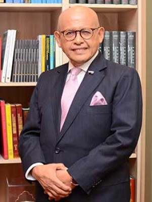 Invited Speaker 3: Tan Sri Dato' Sri Dr. Abdul Aziz bin Abdul Rahman